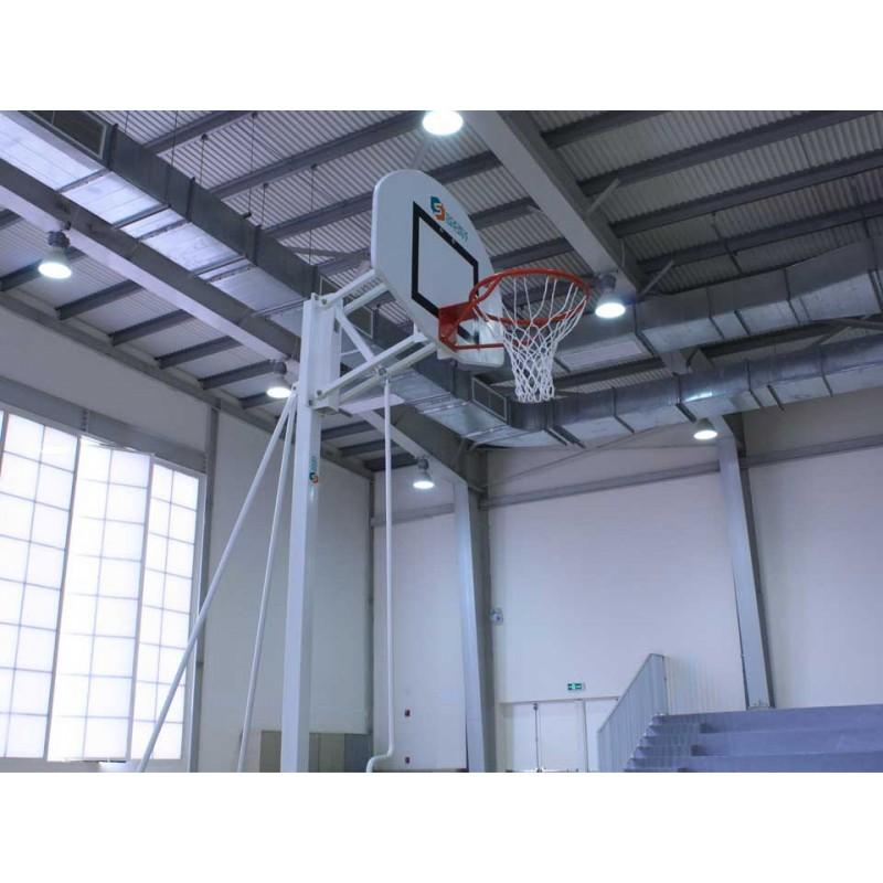 Manivelle pour panier de basket réglable (l'unité)