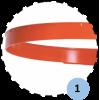 Cercle plat de basket (l'unité)