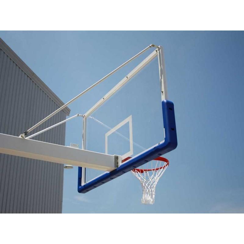 Panneau de basket méthacrylate 1,80x1,05m (l'unité)