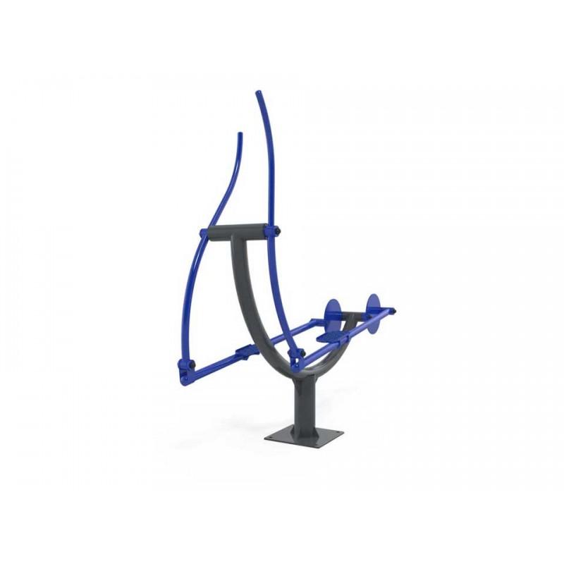 Vélo elliptique (l'unité)