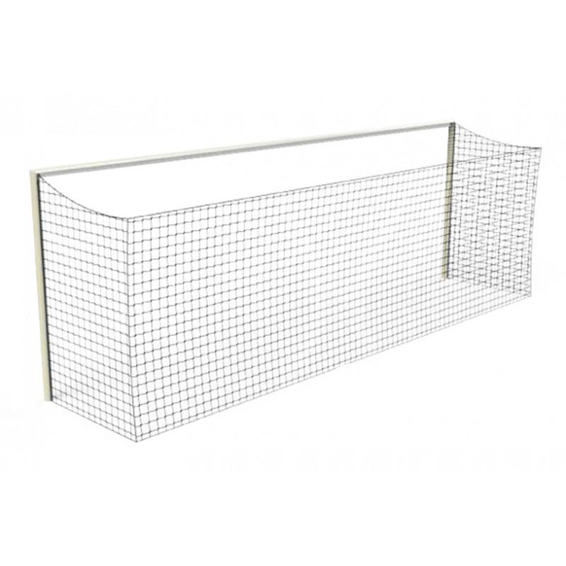 Filet multijeux en polyéthylène 3mm maille simple 45mm sans toit (l'unité)