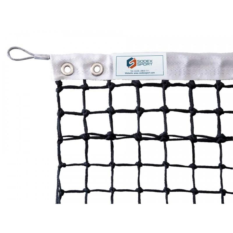 Filet de tennis 3mm 6 mailles doubles (avec régulateur)