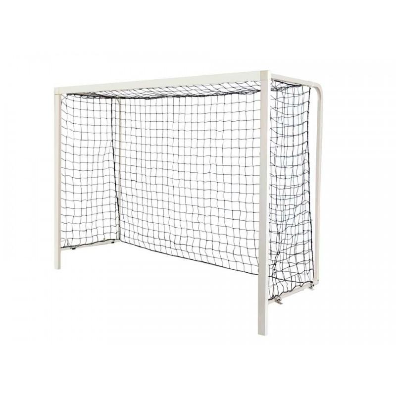 Buts de mini handball scolaire à sceller 2m40x1m70 sans fourreaux (la paire)